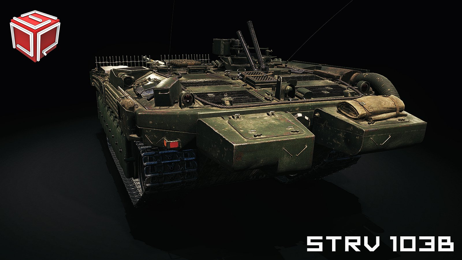 Remodel STRV 103B