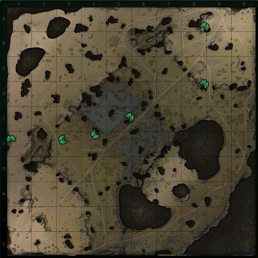 Hawg's Passive Scouting Tactical MiniMap