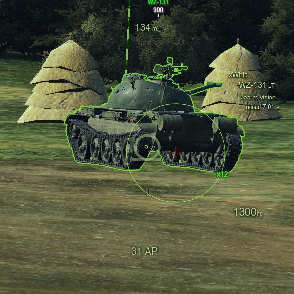 Hawg Pack [1 5 1 1] | WoT mods