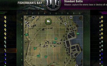 Hawg's Tactical Battle Loading Minimap's