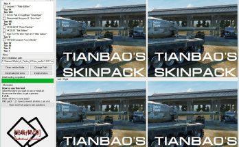 TianBao's Skinpack