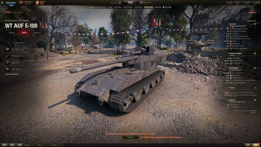 Extended TechTree [1.8.0.2]   WoT mods