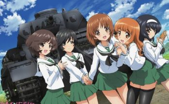Girls und panzer voice pack