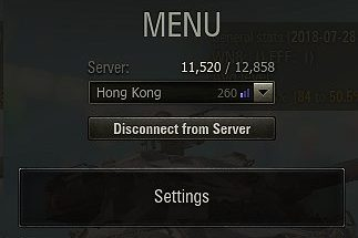 PreferredServer