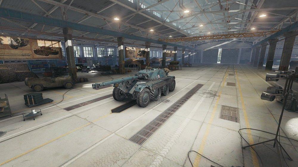 Hangar Premium V2