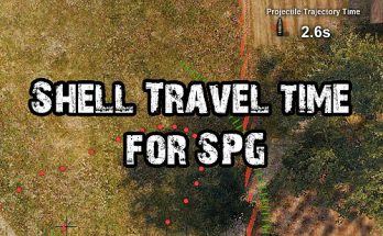 Shell Travel Time for SPG wot