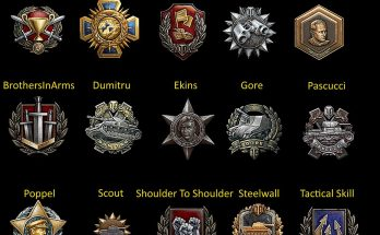Hawg's Achievement Medals 6th Sense