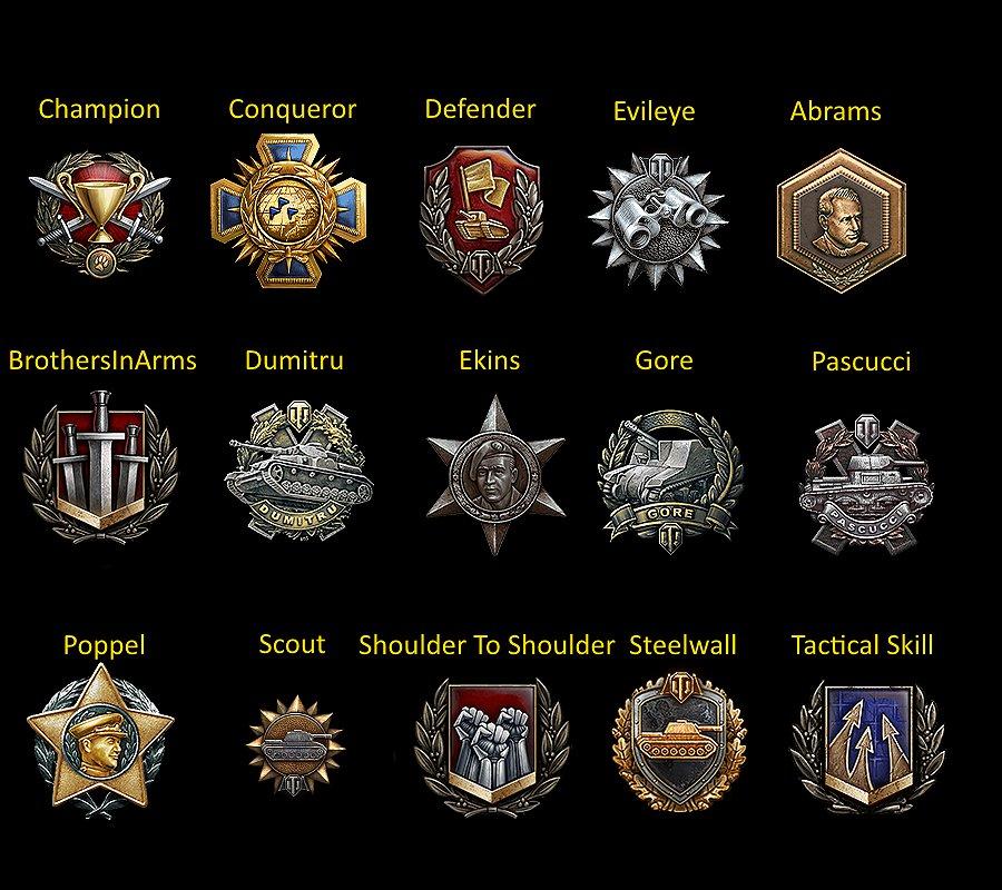 Hawg's Achievement Medals 6th Sense