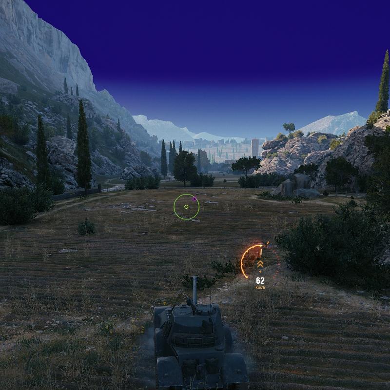 Hawg's Night Fall FPS ++