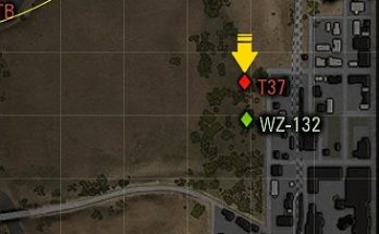 Hawg's Pro Minimap Target Arrows