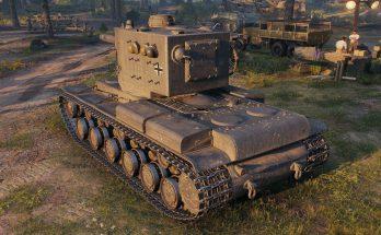 Beutepanzer KV-2 754(r) Remodel
