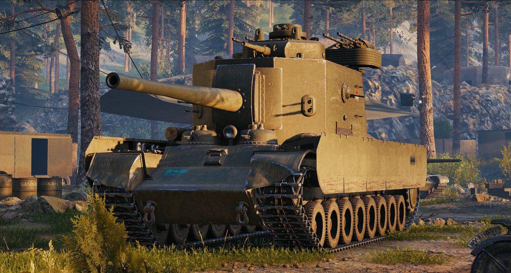 SU-100Y Superfortress