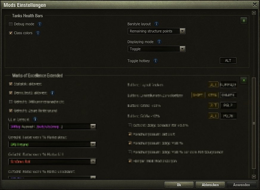Player Panel Pro