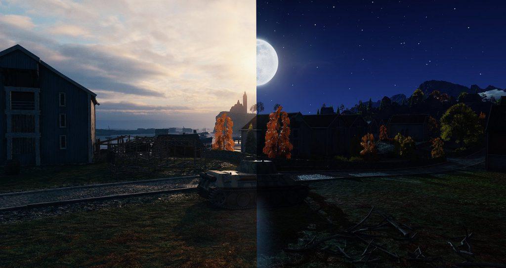 Improved Night Mod